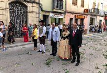 L'entrà de la Murta marca el inicio de las fiestas mayores de Massamagrell 2019
