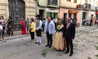 L'entrà de la Murta marca l'inici de les festes majors de Massamagrell 2019