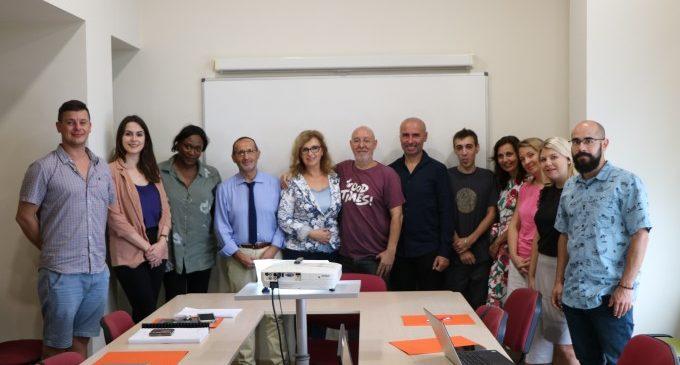 Quart de Poblet assisteix a la jornada del projecte europeu InterCult