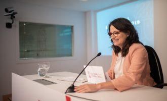"""Oltra espera """"un poc d'oxigen"""" després de la reunió de Puig amb la Ministra d'Hisenda"""