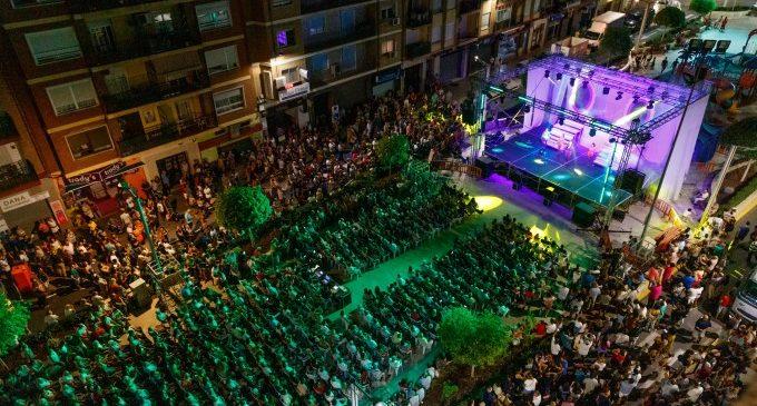 Les Festes Patronals de Mislata donen pas a unes Populars plenes de música