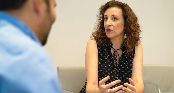 """Maite Ibáñez: """"Les regidories no són illes. És necessària una interacció no solament informativa"""""""
