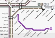 València s'acosta a 2020 amb grans canvis en el transport metropolità