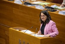 """Oltra señala la """"consolidación"""" en la Política Social con nuevas leyes de Igualdad y Acceso Universal"""