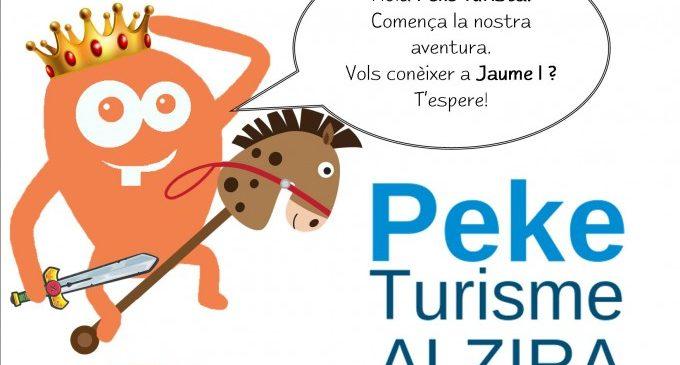Alzira crea Peke Turisme, una iniciativa turística destinada als més menuts