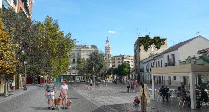 València, ciudad de plazas