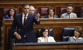 """""""Jugar a la ruleta"""", """"fracàs"""" o """"incapacitat"""", la política valenciana assenyala a Sánchez"""