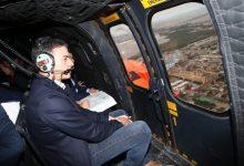 Sánchez arriba a Oriola per a comprovar in situ els efectes de la DANA