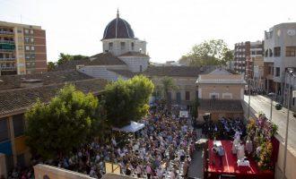 Picassent celebra el dia de la seua patrona, la Mare de Déu de Vallivana