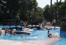 La piscina Parc Vedat de Torrent refresca a 61.412 persones aquest estiu