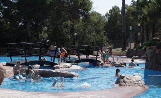 La piscina Parc Vedat de Torrent refresca a 61.412 personas este verano