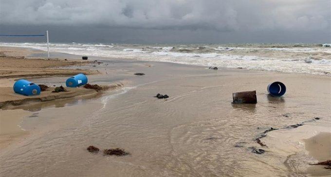 El nivell del mar amenaça València amb una pujada de 0,36 cm anuals