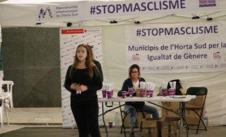 Els Punts Violeta difondràn el missatge d'igualtat en les Festes Majors de Catarroja