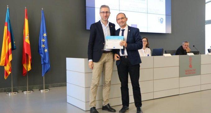 La Generalitat Valenciana premia el projecte de mobilitat urbana sostenible de Quart de Poblet