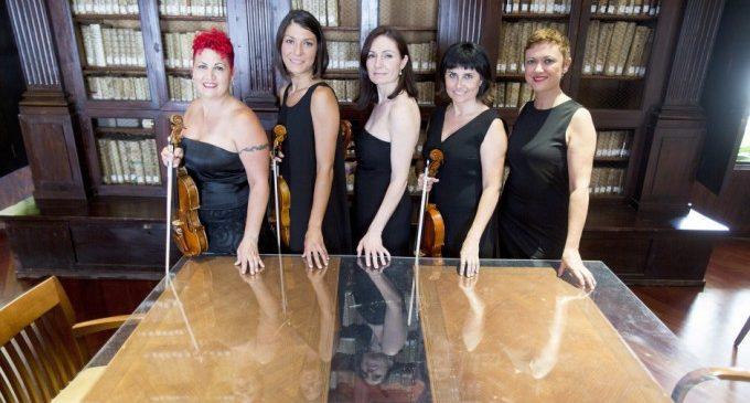 El Quinteto Casulana interpretará en el Almudín obras de dos grandes compositoras