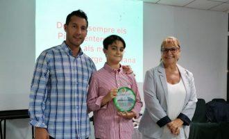 Picassent agraïx a Diego Zaragoza Almansa la seua participació en el Cant de la Carxofa de les Festes Majors d'enguany