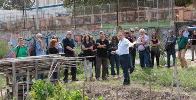 Representants de l'àmbit agrari de diferents àrees es reuneixen a Godella