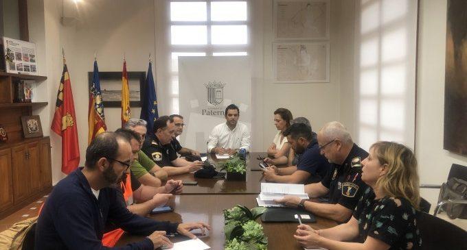 Paterna suspende las clases por el riesgo de lluvias torrenciales
