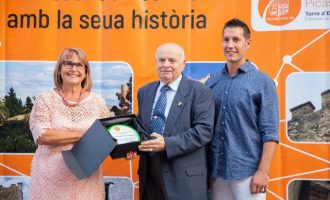 Picassent reconeix la tasca del veí Salvador Silla Lerma