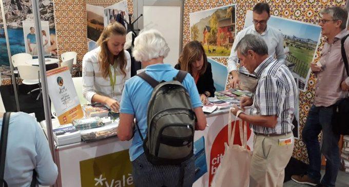 """València Turisme promociona la ciutat en Utrech per a seguir en la """"desestacionalització"""" del turisme"""