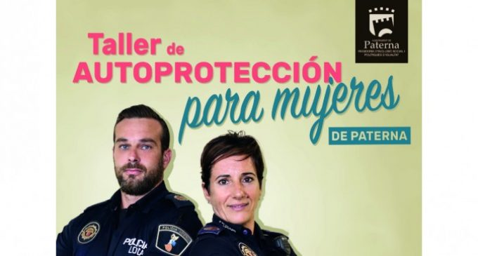 Paterna obri la inscripció per als cursos de protecció de dones