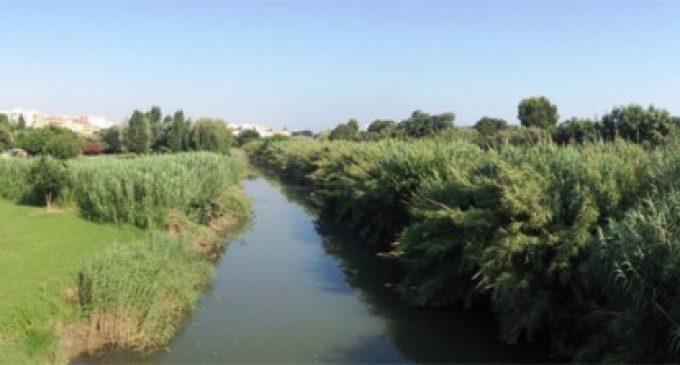 """Quart de Poblet participa en la campanya """"Mans al riu"""" amb la neteja del Túria"""
