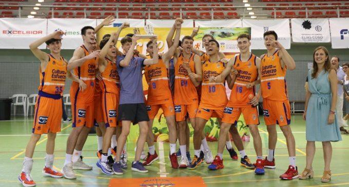 El II Torneo Ciutat de Torrent encumbra al València Basket