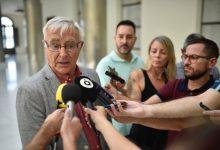 """Ribó demana calma després del primer cas a València: """"Tenim una excel·lent sanitat"""""""