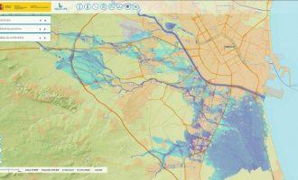 La revisió de la cartografia redueix en més d'un 50% la inundabilitat a Albal