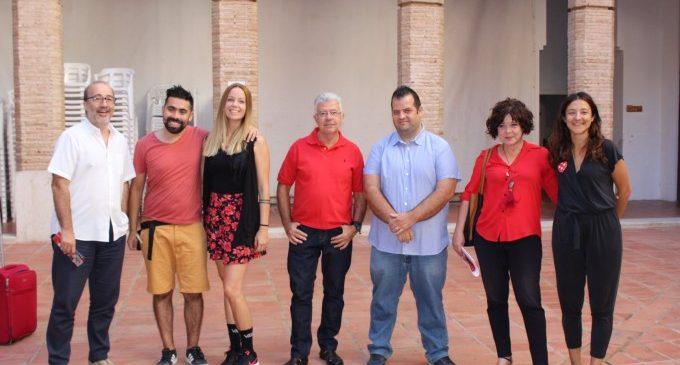 Alzira presenta las novedades de la IV edición de Art al Carrer