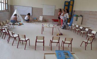 L'educació serà gratuïta per a 75 xiquets i xiquetes de 2-3 anys a Albal