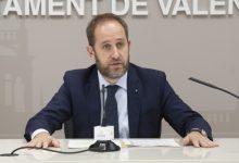 La Policia Local de València ha incrementat, aquest estiu, el nombre d'actes realitzades per consum o tinença il·lícita de drogues