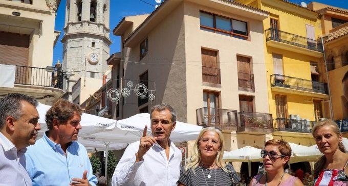 Cantó exigeix a Puig que explique on retallarà i si pujarà els impostos als valencians
