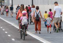 El anillo ciclista de València, la infraestructura con mejor reputación de la ciudad