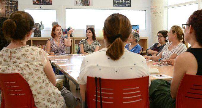 Arranca el nou Club de Lectura a la Biblioteca de Paiporta
