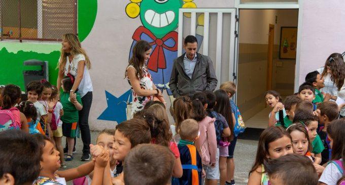 El nou curs escolar de Mislata, marcat per una inversió de 2,4 milions