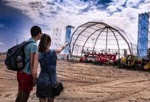 Comencen els concerts gratuïts a la platja de Les Arenes