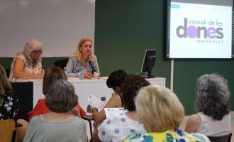 Ontinyent potencia la igualtat real amb la formació del Consell Municipal de les Dones
