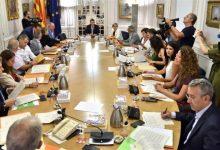 """Compromís i Podem lamenten que el Govern exigisca retallades, mentre el PSPV assegura que seran """"mínimes"""""""