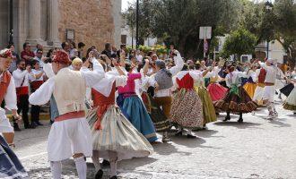 Els actes del 9 d'octubre a Puçol, una aposta per la cultura valenciana