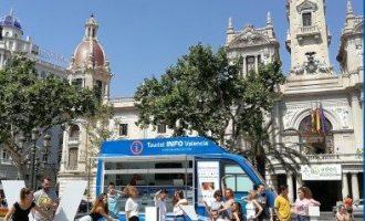 València celebra el Día Mundial del Turismo con visitas guiadas gratuitas, degustaciones de horchata y un flashmob