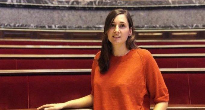 """Elisa Valía: """"Si consolidamos la cultura de la participación en la ciudad, la gente tendrá una mejor percepción de València y de su gobierno"""""""