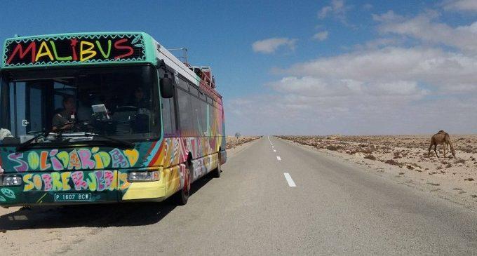 L'EMT dona una segona vida als seus autobusos donant-los a causes benèfiques