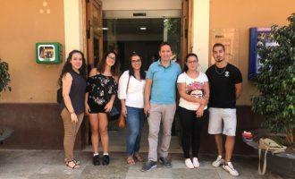 6 joves aturats s'incorporen a l'ajuntament de Foios