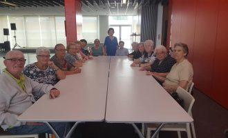 L'Ajuntament d'Almussafes amplia el programa 'EspaiGran'