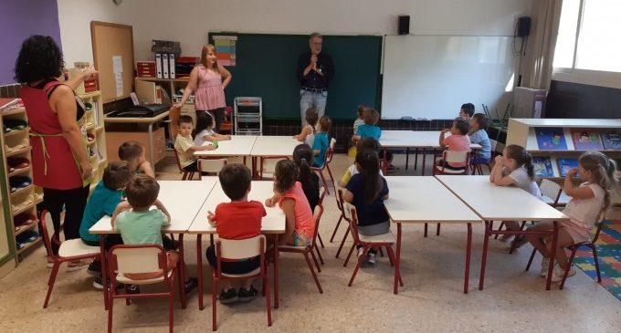 Comença el curs escolar per a més de 2.800 estudiants d'Albal