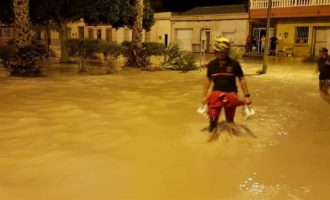 Un total de 329 persones continuen en albergs d'Oriola, Catral, Crevillent i Almoradí