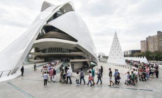 La XII Jornada de Portes Obertes de les Arts acollirà dues actuacions gratuïtes
