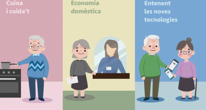 Tallers contra la soledat per a fomentar l'envelliment actiu