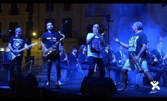 Llíria vive las Fiestas Patronales 2019 a ritmo de rock sinfónico